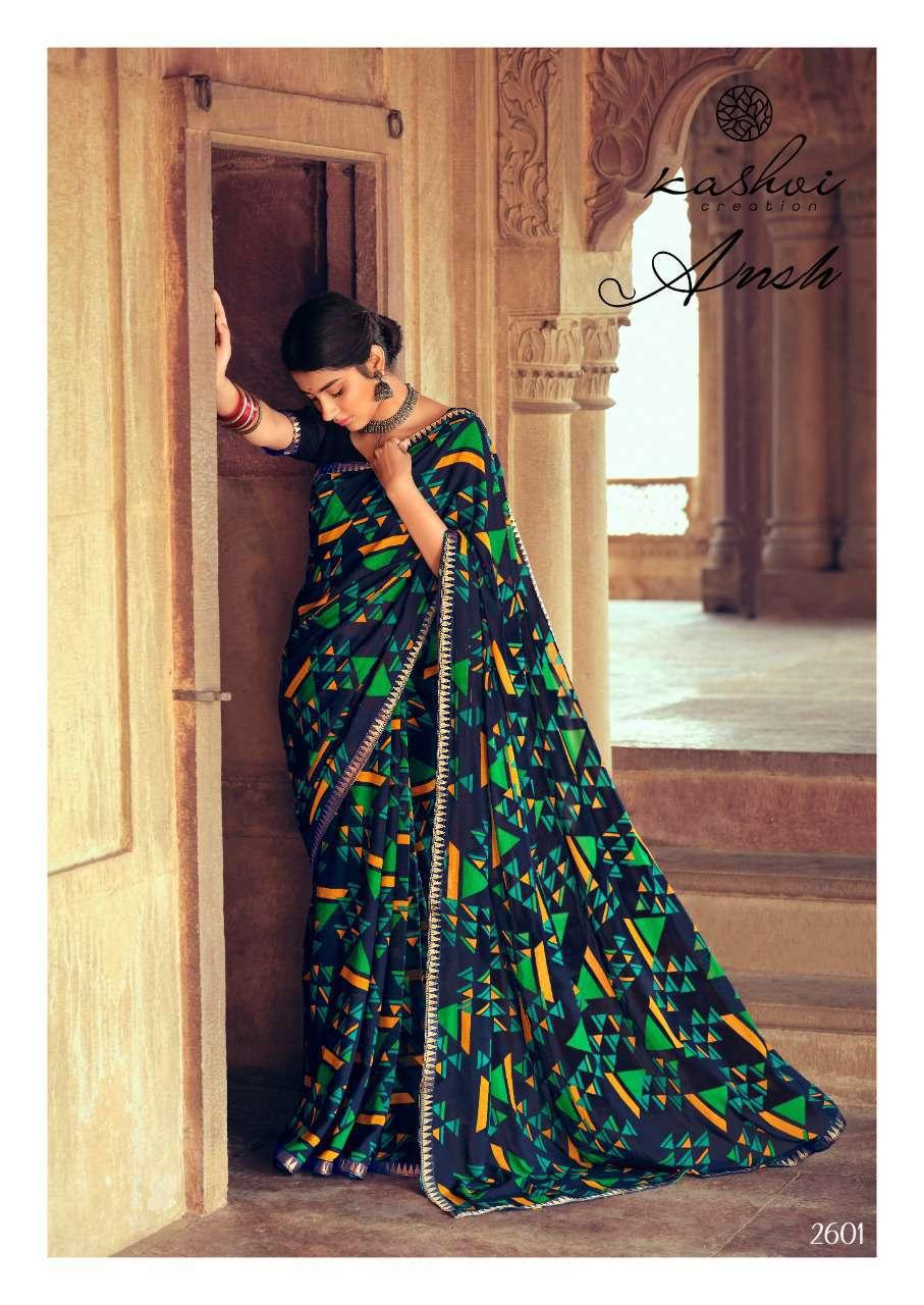 Kashvi Ansh Vol 2 by Lt Fabrics Saree Sari Wholesale Catalog 10 Pcs 7 - Kashvi Ansh Vol 2 by Lt Fabrics Saree Sari Wholesale Catalog 10 Pcs
