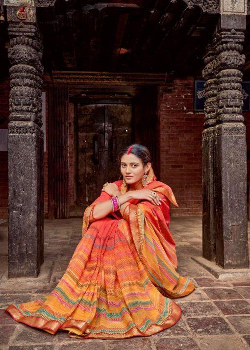 Kashvi Dhwani by Lt Fabrics Saree Sari Wholesale Catalog 10 Pcs 1 510x714 - Kashvi Dhwani by Lt Fabrics Saree Sari Wholesale Catalog 10 Pcs