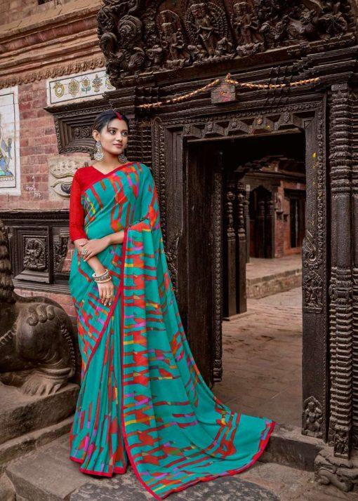 Kashvi Dhwani by Lt Fabrics Saree Sari Wholesale Catalog 10 Pcs 12 510x714 - Kashvi Dhwani by Lt Fabrics Saree Sari Wholesale Catalog 10 Pcs