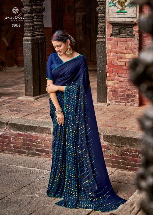 Kashvi Dhwani by Lt Fabrics Saree Sari Wholesale Catalog 10 Pcs 16 510x714 - Kashvi Dhwani by Lt Fabrics Saree Sari Wholesale Catalog 10 Pcs