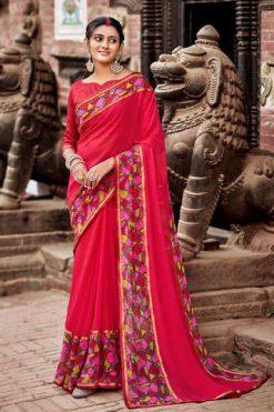 Kashvi Dhwani by Lt Fabrics Saree Sari Wholesale Catalog 10 Pcs