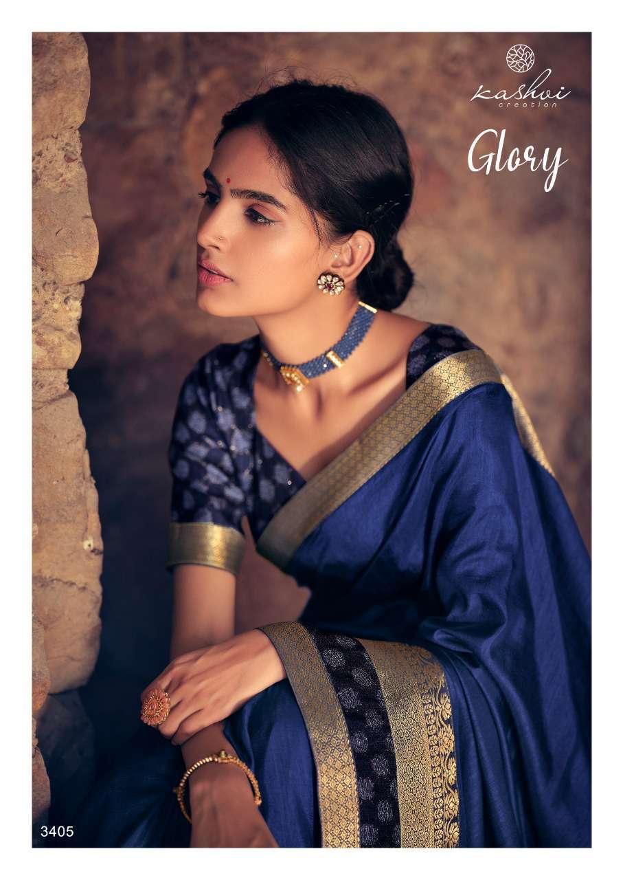 Kashvi Glory by Lt Fabrics Saree Sari Wholesale Catalog 10 Pcs 10 - Kashvi Glory by Lt Fabrics Saree Sari Wholesale Catalog 10 Pcs