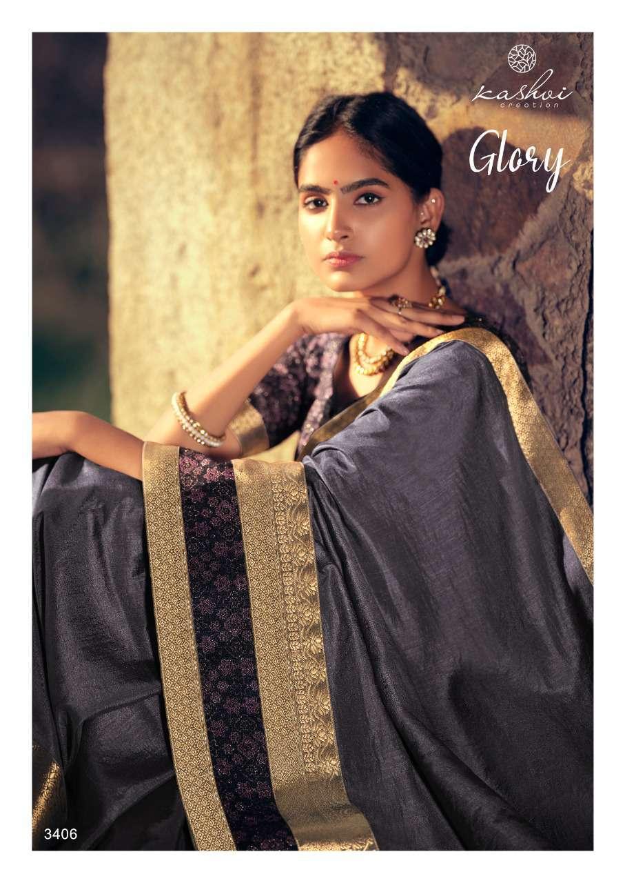 Kashvi Glory by Lt Fabrics Saree Sari Wholesale Catalog 10 Pcs 12 - Kashvi Glory by Lt Fabrics Saree Sari Wholesale Catalog 10 Pcs