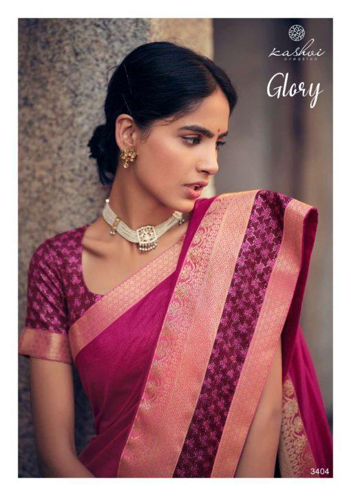 Kashvi Glory by Lt Fabrics Saree Sari Wholesale Catalog 10 Pcs 13 510x720 - Kashvi Glory by Lt Fabrics Saree Sari Wholesale Catalog 10 Pcs