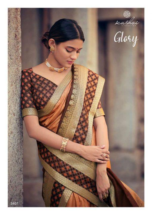 Kashvi Glory by Lt Fabrics Saree Sari Wholesale Catalog 10 Pcs 2 510x720 - Kashvi Glory by Lt Fabrics Saree Sari Wholesale Catalog 10 Pcs
