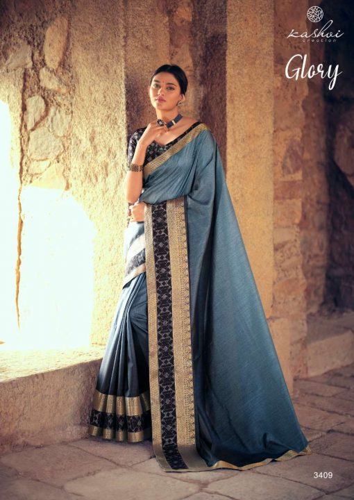 Kashvi Glory by Lt Fabrics Saree Sari Wholesale Catalog 10 Pcs 20 510x720 - Kashvi Glory by Lt Fabrics Saree Sari Wholesale Catalog 10 Pcs