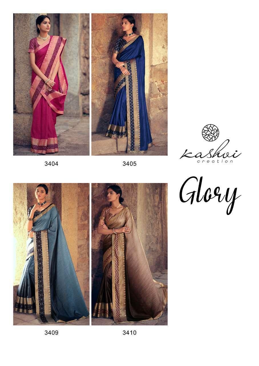 Kashvi Glory by Lt Fabrics Saree Sari Wholesale Catalog 10 Pcs 24 - Kashvi Glory by Lt Fabrics Saree Sari Wholesale Catalog 10 Pcs
