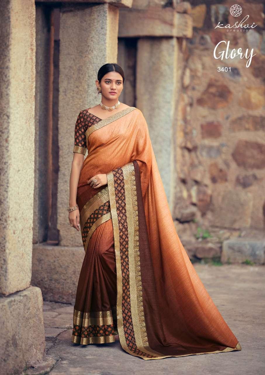 Kashvi Glory by Lt Fabrics Saree Sari Wholesale Catalog 10 Pcs 3 - Kashvi Glory by Lt Fabrics Saree Sari Wholesale Catalog 10 Pcs