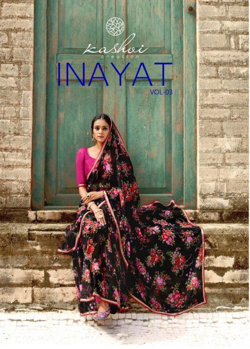 Kashvi Inayat Vol 3 by Lt Fabrics Saree Sari Wholesale Catalog 10 Pcs 4 510x712 - Kashvi Inayat Vol 3 by Lt Fabrics Saree Sari Wholesale Catalog 10 Pcs