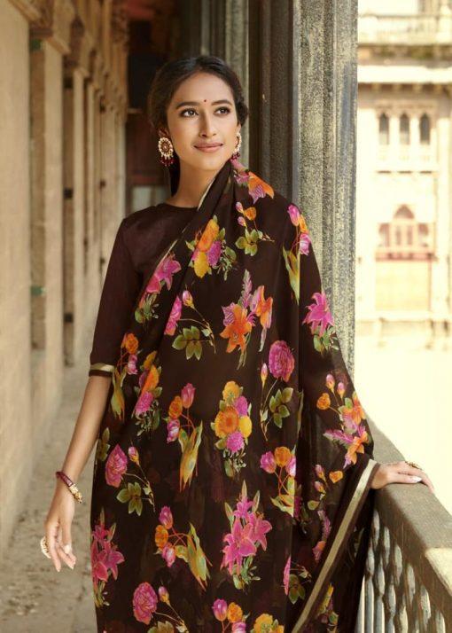 Kashvi Inayat Vol 3 by Lt Fabrics Saree Sari Wholesale Catalog 10 Pcs 8 510x714 - Kashvi Inayat Vol 3 by Lt Fabrics Saree Sari Wholesale Catalog 10 Pcs