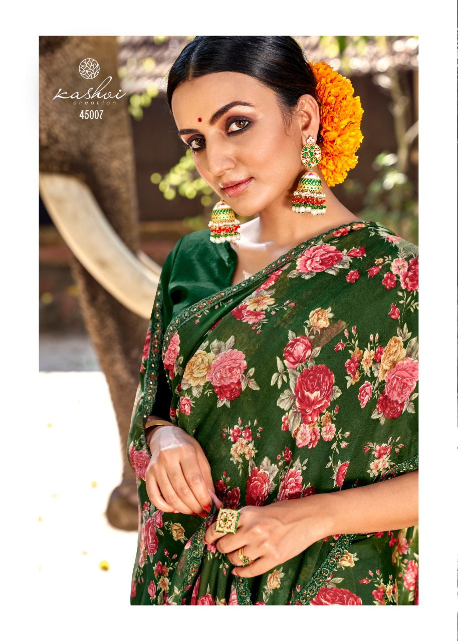 Kashvi Nirali by Lt Fabrics Saree Sari Wholesale Catalog 10 Pcs 21 - Kashvi Nirali by Lt Fabrics Saree Sari Wholesale Catalog 10 Pcs