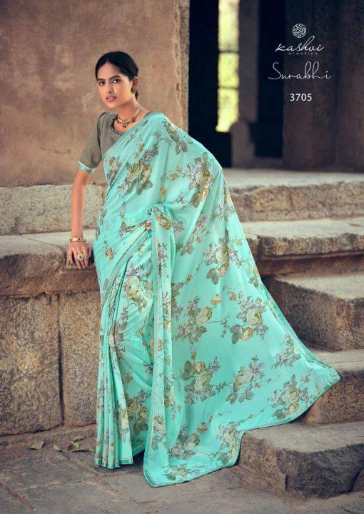 Kashvi Surabhi by Lt Fabrics Saree Sari Wholesale Catalog 10 Pcs 12 510x720 - Kashvi Surabhi by Lt Fabrics Saree Sari Wholesale Catalog 10 Pcs