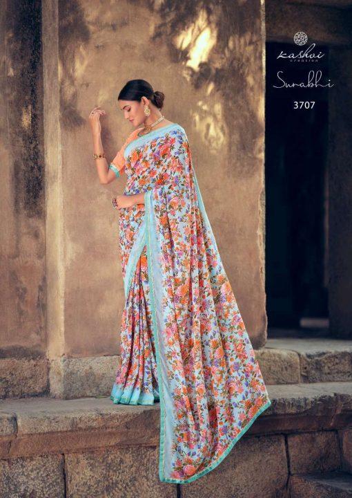 Kashvi Surabhi by Lt Fabrics Saree Sari Wholesale Catalog 10 Pcs 13 510x720 - Kashvi Surabhi by Lt Fabrics Saree Sari Wholesale Catalog 10 Pcs