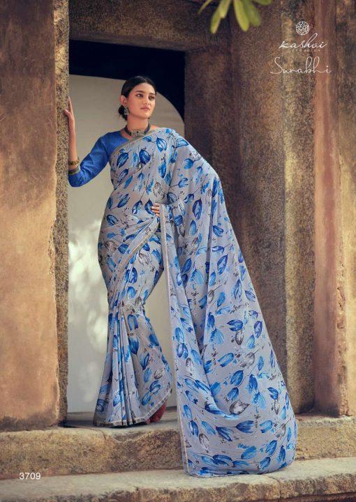 Kashvi Surabhi by Lt Fabrics Saree Sari Wholesale Catalog 10 Pcs 19 510x720 - Kashvi Surabhi by Lt Fabrics Saree Sari Wholesale Catalog 10 Pcs