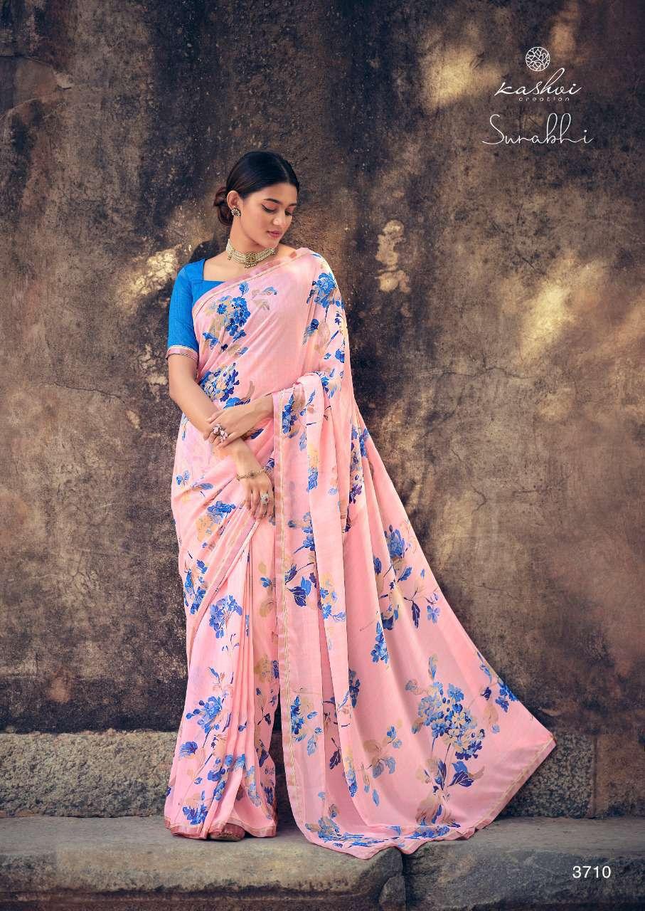 Kashvi Surabhi by Lt Fabrics Saree Sari Wholesale Catalog 10 Pcs 21 - Kashvi Surabhi by Lt Fabrics Saree Sari Wholesale Catalog 10 Pcs