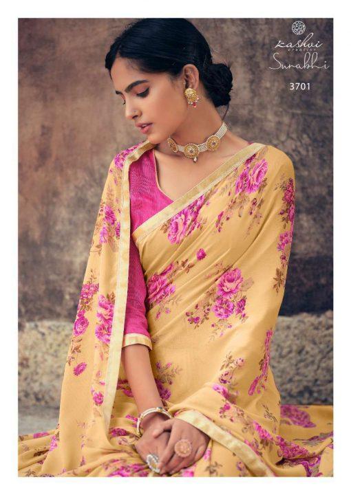 Kashvi Surabhi by Lt Fabrics Saree Sari Wholesale Catalog 10 Pcs 3 510x720 - Kashvi Surabhi by Lt Fabrics Saree Sari Wholesale Catalog 10 Pcs