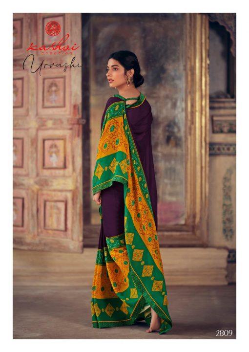 Kashvi Urvashi by Lt Fabrics Saree Sari Wholesale Catalog 10 Pcs 19 510x720 - Kashvi Urvashi by Lt Fabrics Saree Sari Wholesale Catalog 10 Pcs