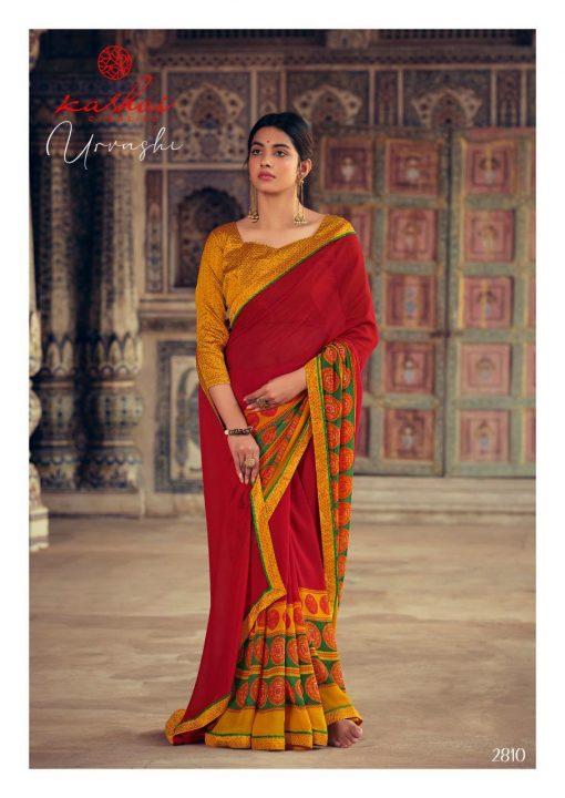 Kashvi Urvashi by Lt Fabrics Saree Sari Wholesale Catalog 10 Pcs 2 510x720 - Kashvi Urvashi by Lt Fabrics Saree Sari Wholesale Catalog 10 Pcs