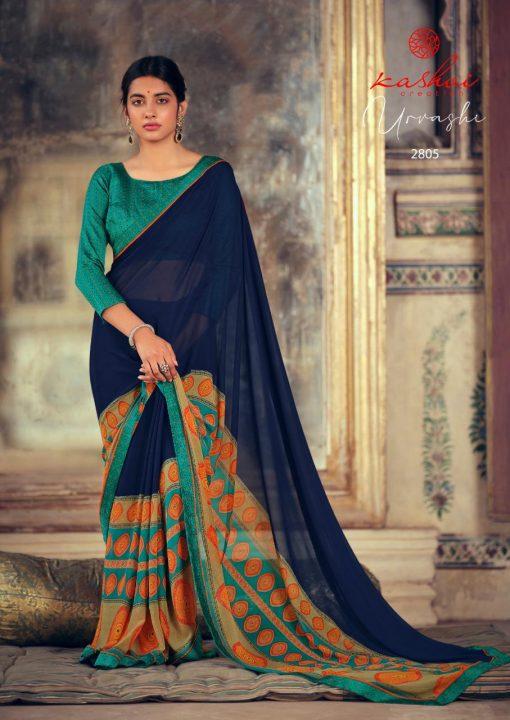 Kashvi Urvashi by Lt Fabrics Saree Sari Wholesale Catalog 10 Pcs 20 510x720 - Kashvi Urvashi by Lt Fabrics Saree Sari Wholesale Catalog 10 Pcs