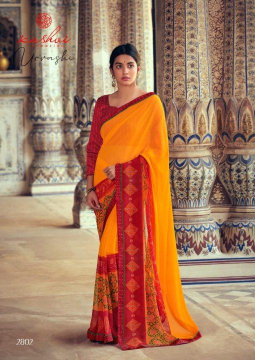 Kashvi Urvashi by Lt Fabrics Saree Sari Wholesale Catalog 10 Pcs 6 510x720 - Kashvi Urvashi by Lt Fabrics Saree Sari Wholesale Catalog 10 Pcs