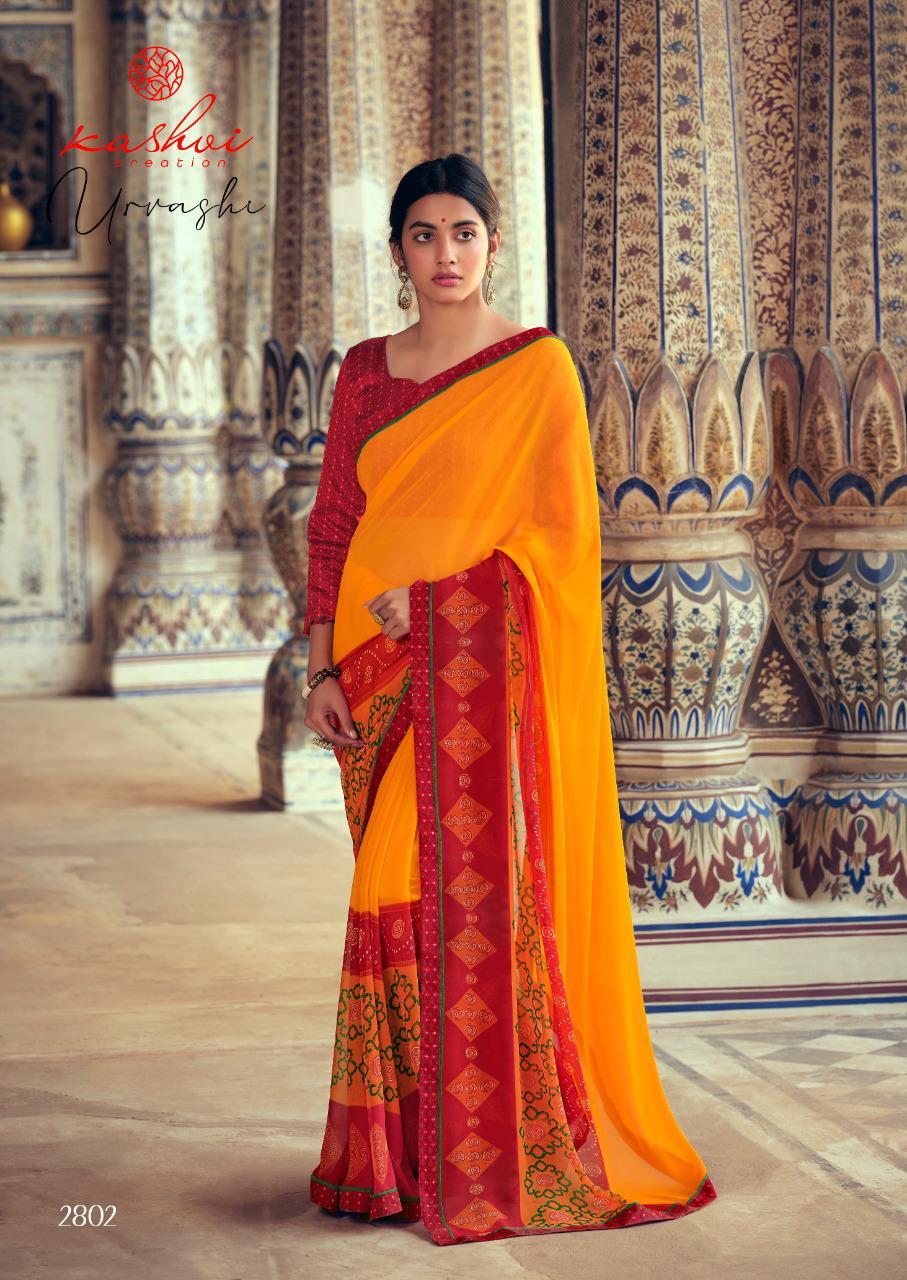 Kashvi Urvashi by Lt Fabrics Saree Sari Wholesale Catalog 10 Pcs 6 - Kashvi Urvashi by Lt Fabrics Saree Sari Wholesale Catalog 10 Pcs