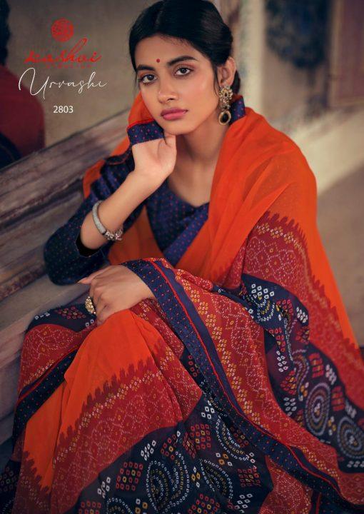 Kashvi Urvashi by Lt Fabrics Saree Sari Wholesale Catalog 10 Pcs 7 510x720 - Kashvi Urvashi by Lt Fabrics Saree Sari Wholesale Catalog 10 Pcs