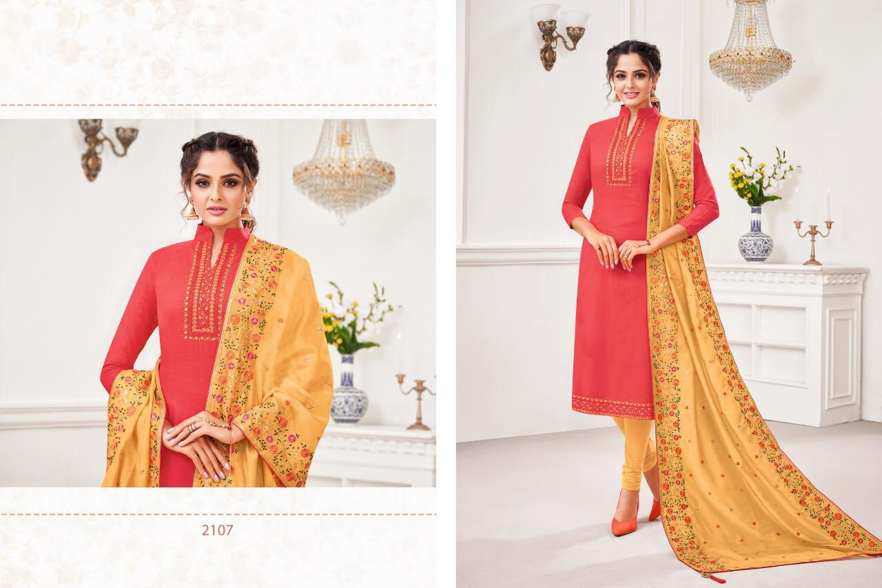 Kayce Kasmeera Afreen Vol 3 Salwar Suit Wholesale Catalog 6 Pcs 2 - Kayce Kasmeera Afreen Vol 3 Salwar Suit Wholesale Catalog 6 Pcs