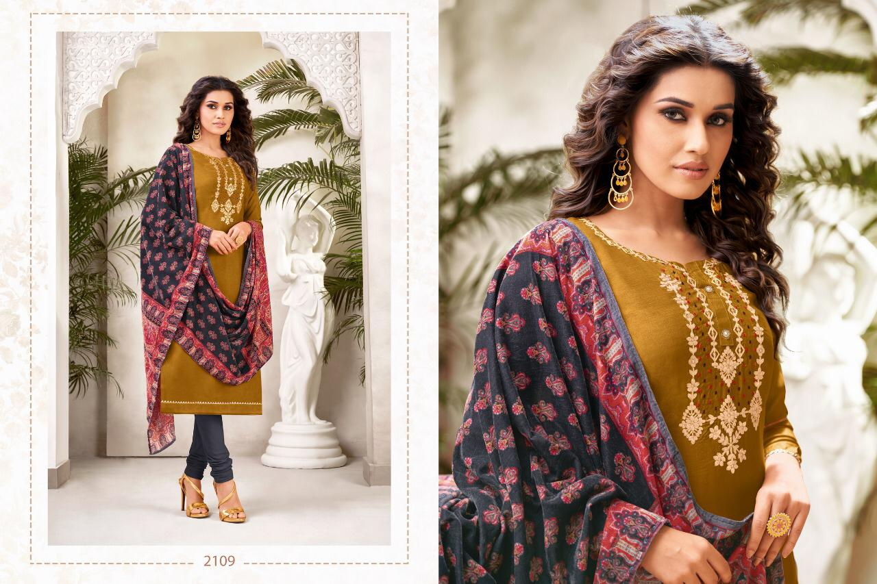 Kayce Kasmeera Afreen Vol 3 Salwar Suit Wholesale Catalog 6 Pcs 5 - Kayce Kasmeera Afreen Vol 3 Salwar Suit Wholesale Catalog 6 Pcs