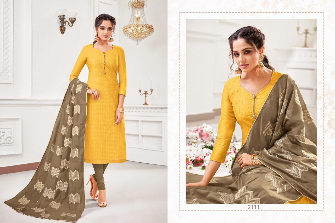 Kayce Kasmeera Afreen Vol 3 Salwar Suit Wholesale Catalog 6 Pcs 6 - Kayce Kasmeera Afreen Vol 3 Salwar Suit Wholesale Catalog 6 Pcs