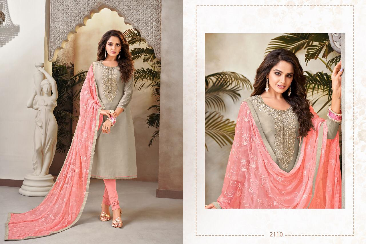 Kayce Kasmeera Afreen Vol 3 Salwar Suit Wholesale Catalog 6 Pcs 7 - Kayce Kasmeera Afreen Vol 3 Salwar Suit Wholesale Catalog 6 Pcs