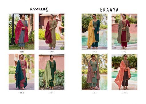 Kayce Kasmeera Ekaaya Salwar Suit Wholesale Catalog 8 Pcs 15 510x364 - Kayce Kasmeera Ekaaya Salwar Suit Wholesale Catalog 8 Pcs