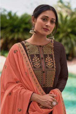 Kayce Kasmeera Ekaaya Salwar Suit Wholesale Catalog 8 Pcs