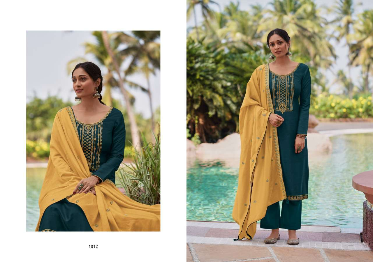 Kayce Kasmeera Ekaaya Salwar Suit Wholesale Catalog 8 Pcs 3 - Kayce Kasmeera Ekaaya Salwar Suit Wholesale Catalog 8 Pcs