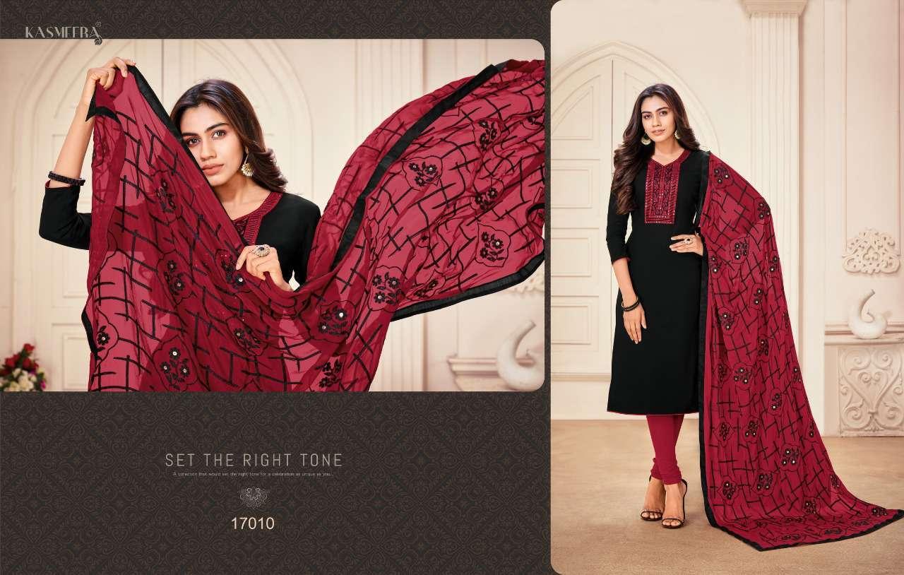 Kayce Kasmeera Kaamini Cotton Vol 12 Salwar Suit Wholesale Catalog 12 Pcs 10 - Kayce Kasmeera Kaamini Cotton Vol 12 Salwar Suit Wholesale Catalog 12 Pcs