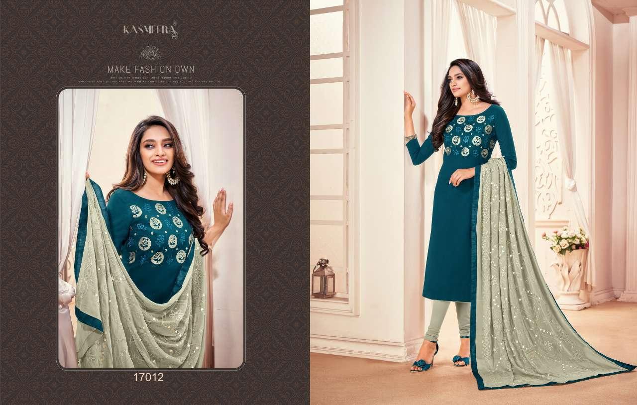 Kayce Kasmeera Kaamini Cotton Vol 12 Salwar Suit Wholesale Catalog 12 Pcs 12 - Kayce Kasmeera Kaamini Cotton Vol 12 Salwar Suit Wholesale Catalog 12 Pcs