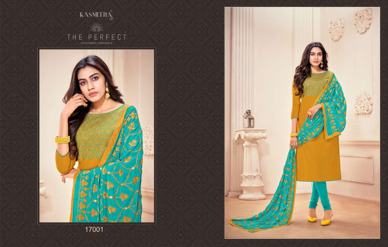 Kayce Kasmeera Kaamini Cotton Vol 12 Salwar Suit Wholesale Catalog 12 Pcs 2 - Kayce Kasmeera Kaamini Cotton Vol 12 Salwar Suit Wholesale Catalog 12 Pcs