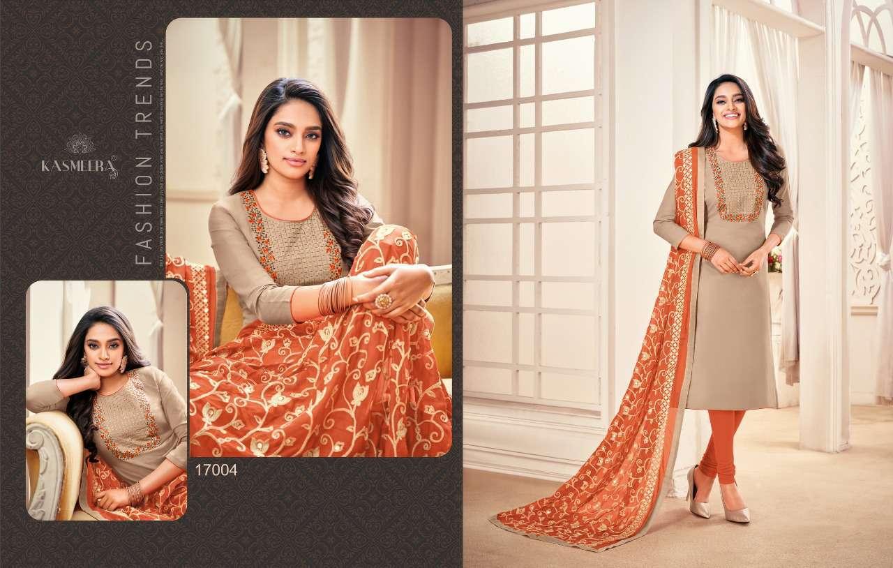 Kayce Kasmeera Kaamini Cotton Vol 12 Salwar Suit Wholesale Catalog 12 Pcs 4 - Kayce Kasmeera Kaamini Cotton Vol 12 Salwar Suit Wholesale Catalog 12 Pcs