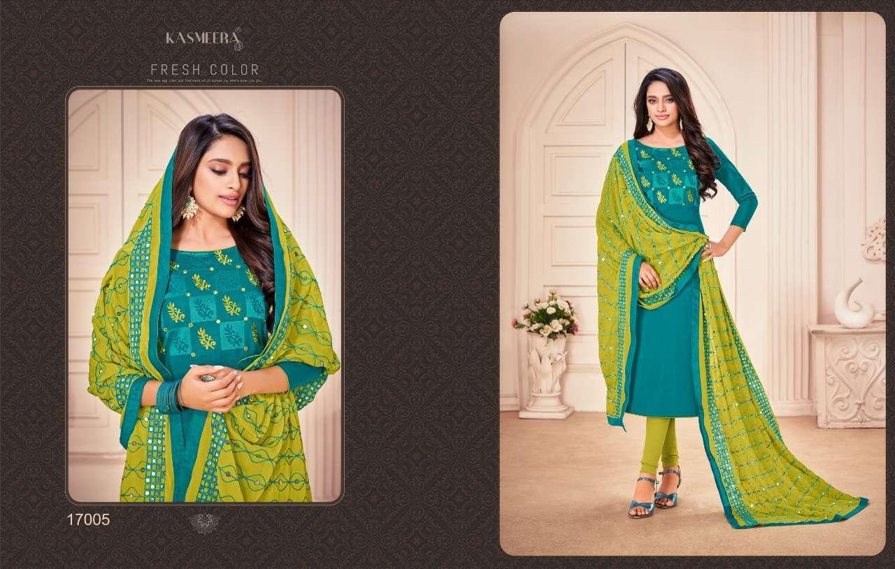 Kayce Kasmeera Kaamini Cotton Vol 12 Salwar Suit Wholesale Catalog 12 Pcs 5 - Kayce Kasmeera Kaamini Cotton Vol 12 Salwar Suit Wholesale Catalog 12 Pcs
