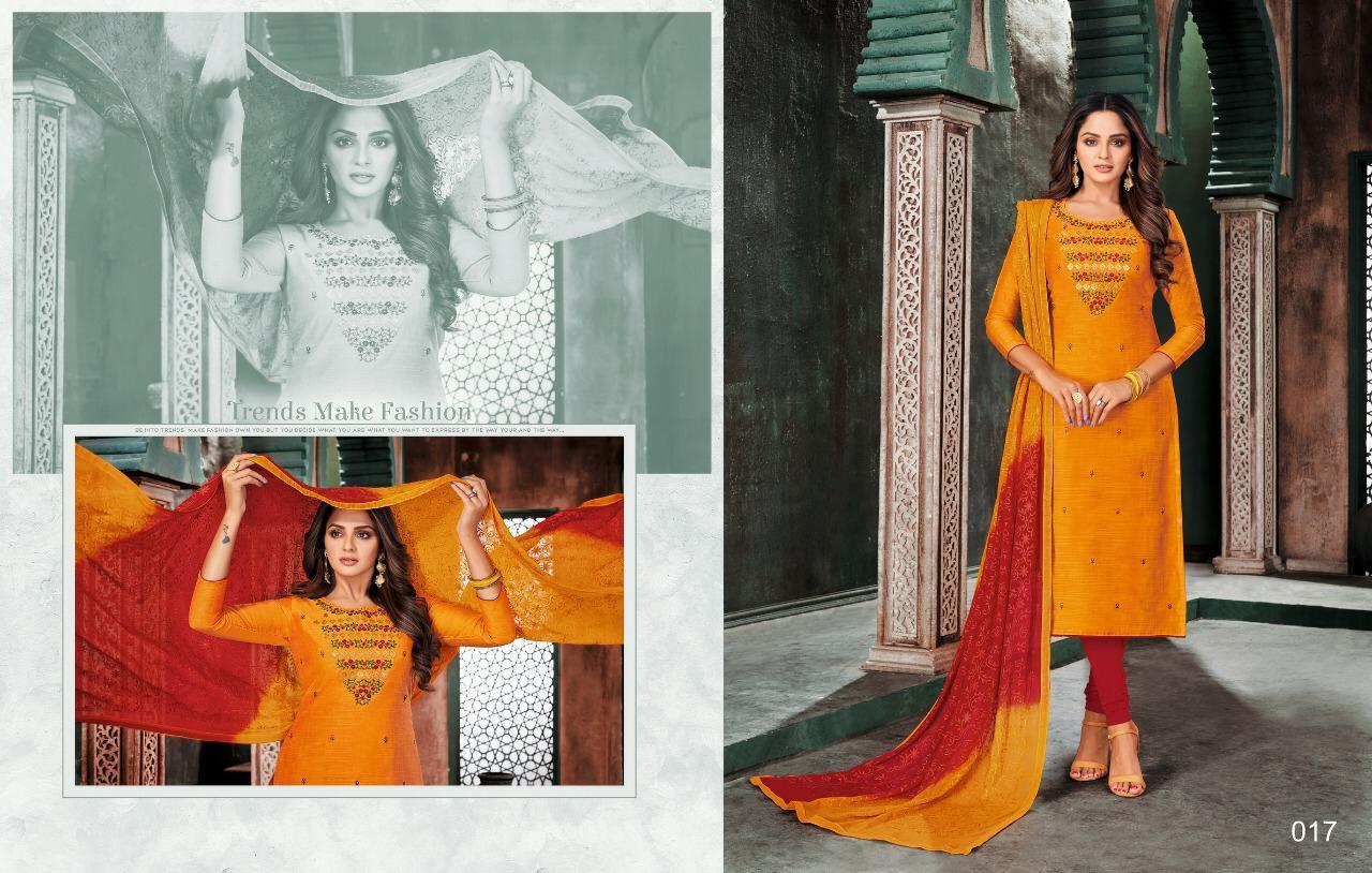 Kayce Kasmeera Nushrat Salwar Suit Wholesale Catalog 12 Pcs 11 - Kayce Kasmeera Nushrat Salwar Suit Wholesale Catalog 12 Pcs