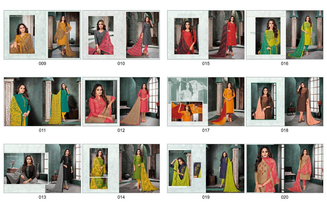 Kayce Kasmeera Nushrat Salwar Suit Wholesale Catalog 12 Pcs 15 - Kayce Kasmeera Nushrat Salwar Suit Wholesale Catalog 12 Pcs