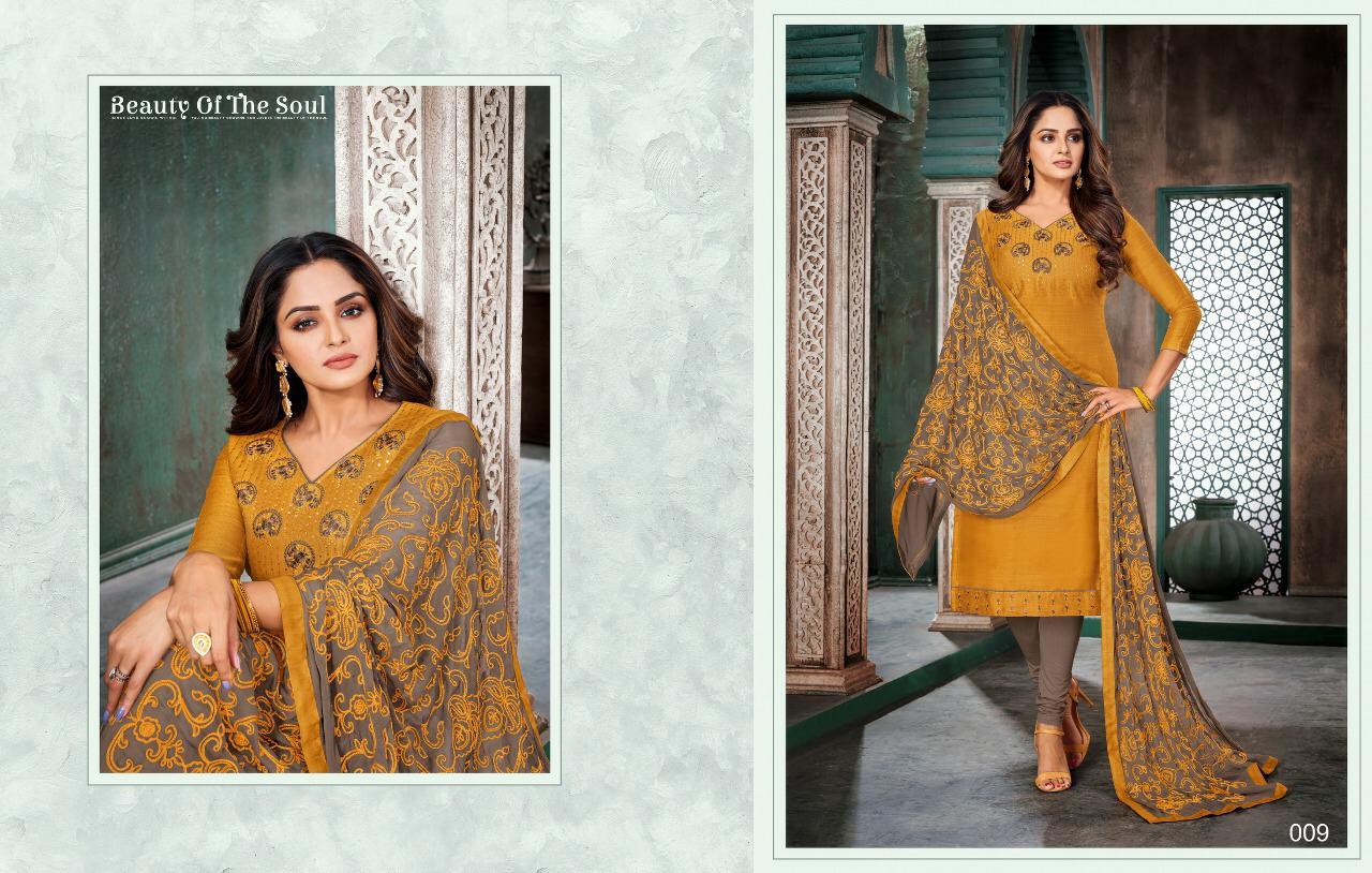 Kayce Kasmeera Nushrat Salwar Suit Wholesale Catalog 12 Pcs 5 - Kayce Kasmeera Nushrat Salwar Suit Wholesale Catalog 12 Pcs