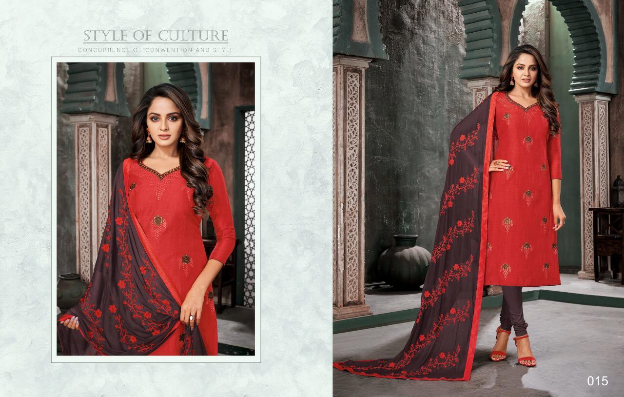Kayce Kasmeera Nushrat Salwar Suit Wholesale Catalog 12 Pcs 8 - Kayce Kasmeera Nushrat Salwar Suit Wholesale Catalog 12 Pcs