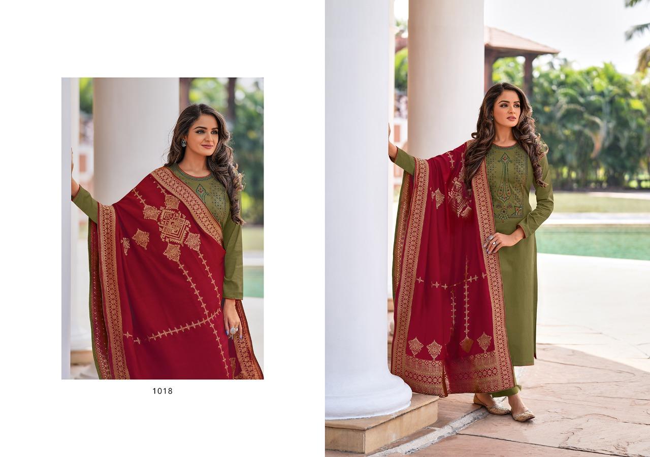 Kayce Kasmeera Rangeen Vol 2 Salwar Suit Wholesale Catalog 8 Pcs 13 - Kayce Kasmeera Rangeen Vol 2 Salwar Suit Wholesale Catalog 8 Pcs