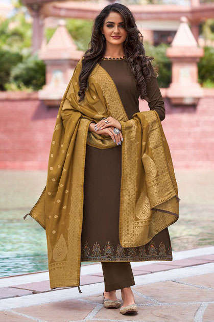 Kayce Kasmeera Rangeen Vol 2 Salwar Suit Wholesale Catalog 8 Pcs