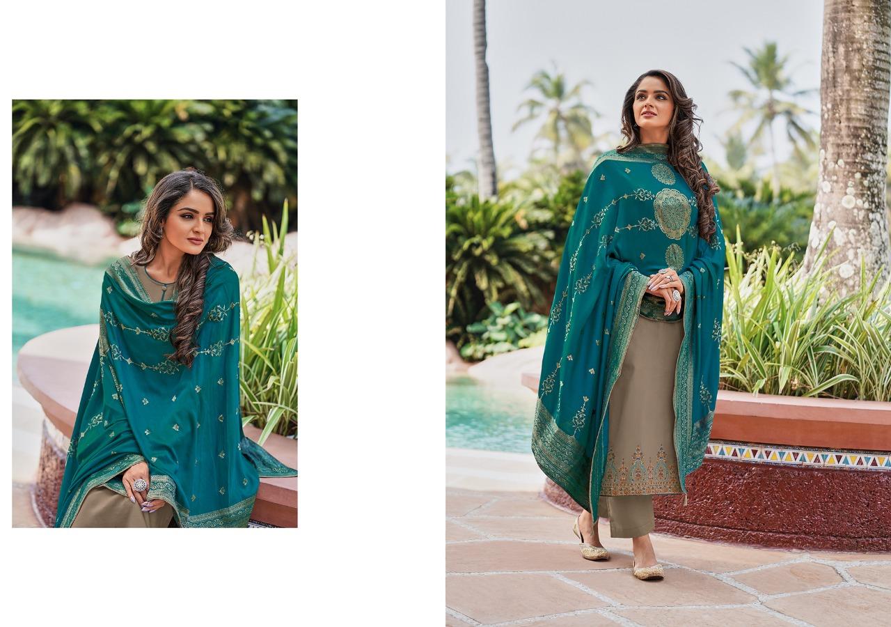 Kayce Kasmeera Rangeen Vol 2 Salwar Suit Wholesale Catalog 8 Pcs 6 - Kayce Kasmeera Rangeen Vol 2 Salwar Suit Wholesale Catalog 8 Pcs
