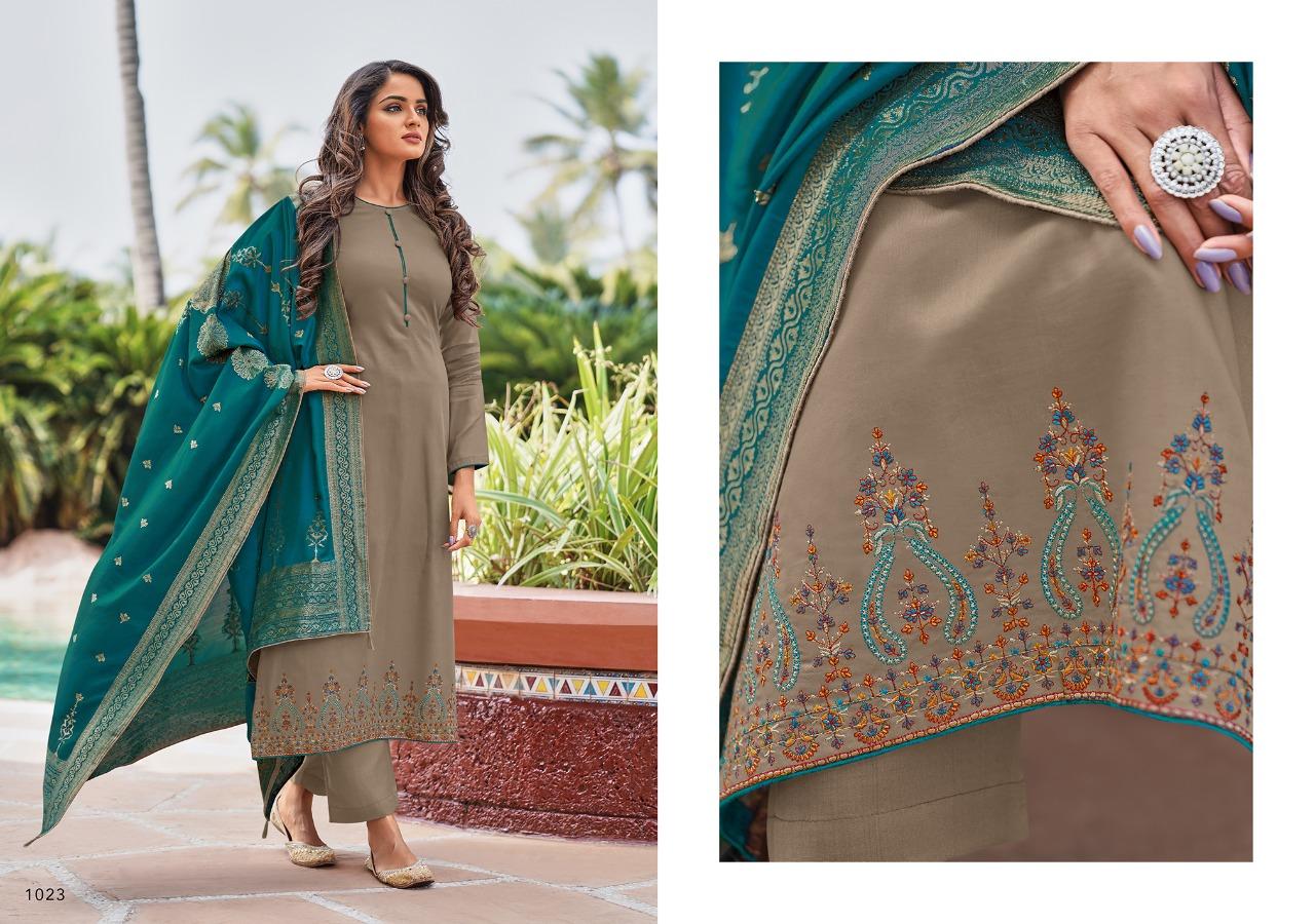 Kayce Kasmeera Rangeen Vol 2 Salwar Suit Wholesale Catalog 8 Pcs 8 - Kayce Kasmeera Rangeen Vol 2 Salwar Suit Wholesale Catalog 8 Pcs