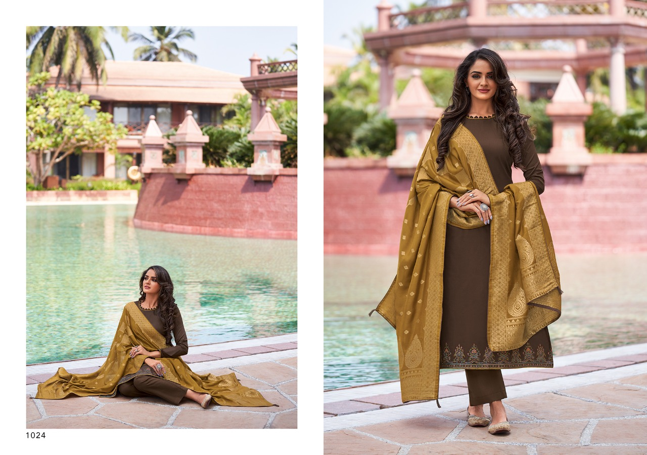 Kayce Kasmeera Rangeen Vol 2 Salwar Suit Wholesale Catalog 8 Pcs 9 - Kayce Kasmeera Rangeen Vol 2 Salwar Suit Wholesale Catalog 8 Pcs