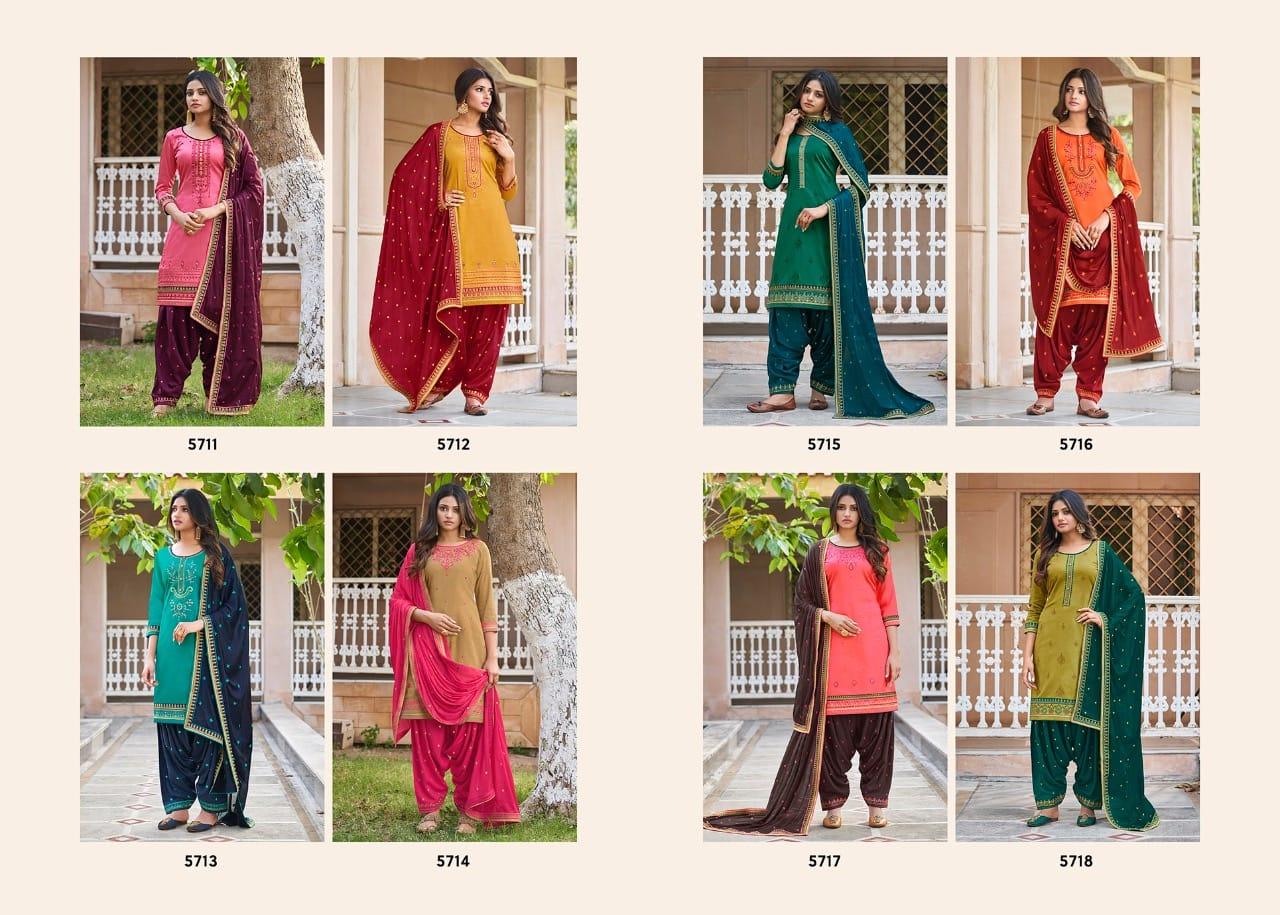 Kessi Patiala House Vol 83 Salwar Suit Wholesale Catalog 8 Pcs 11 - Kessi Patiala House Vol 83 Salwar Suit Wholesale Catalog 8 Pcs