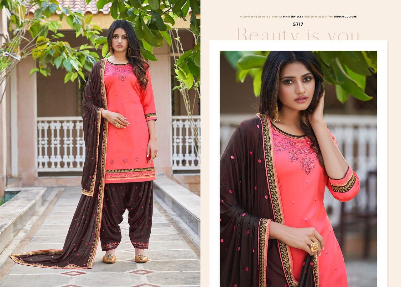 Kessi Patiala House Vol 83 Salwar Suit Wholesale Catalog 8 Pcs 5 - Kessi Patiala House Vol 83 Salwar Suit Wholesale Catalog 8 Pcs