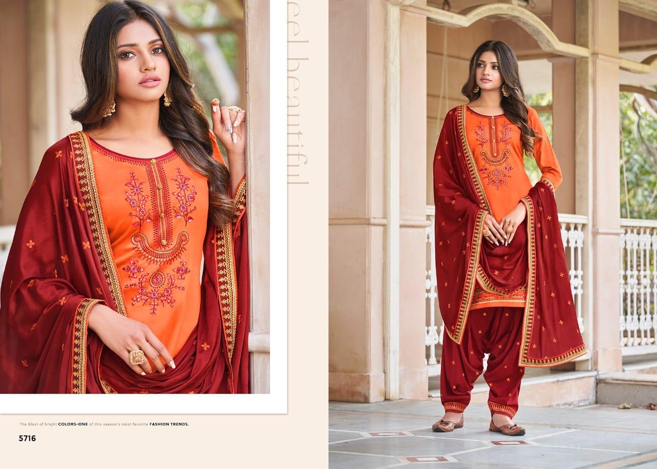 Kessi Patiala House Vol 83 Salwar Suit Wholesale Catalog 8 Pcs 7 - Kessi Patiala House Vol 83 Salwar Suit Wholesale Catalog 8 Pcs